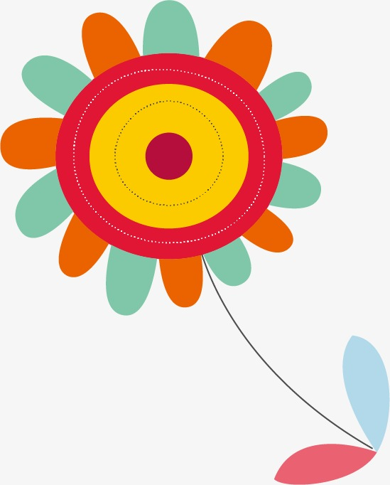 设计元素 其他 装饰图案 > 卡通可爱太阳花