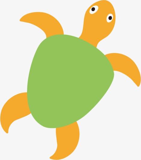 卡通小乌龟模板下载(图片编号:14591548)
