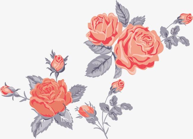 卡通手绘唯美玫瑰花-教你手绘一朵美丽的玫瑰花 玫瑰花简笔画 爱花卉