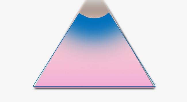 设计元素 其他 装饰图案 > 紫色渐变三角形  [版权图片] 找相似下一张