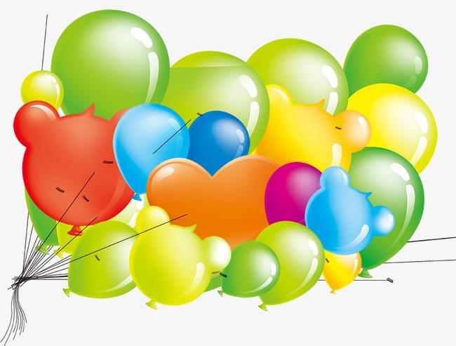 卡通气球模板下载(图片编号:14592724)