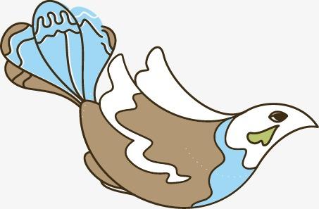 卡通可爱小鸟模板下载(图片编号:14593502)