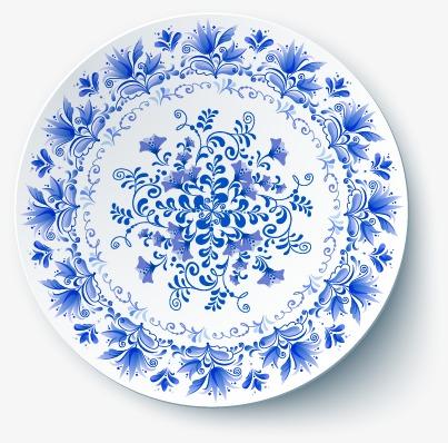 青花瓷盘子模板下载(图片编号:14593803)