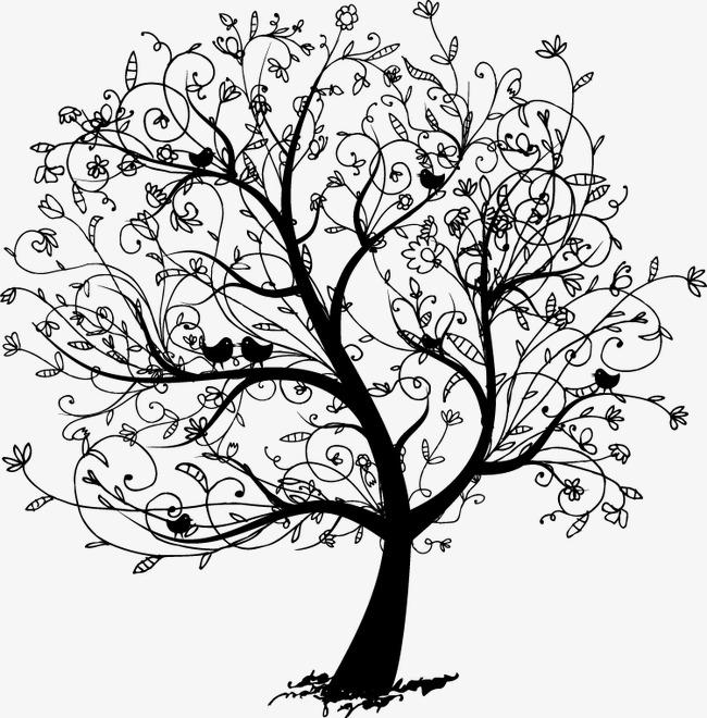 装饰树元素模板下载(图片编号:14593949)