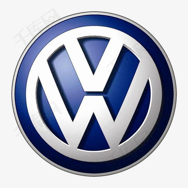 大众汽车logo免费下载车标贴标志大众车logologo注册商标一汽大众