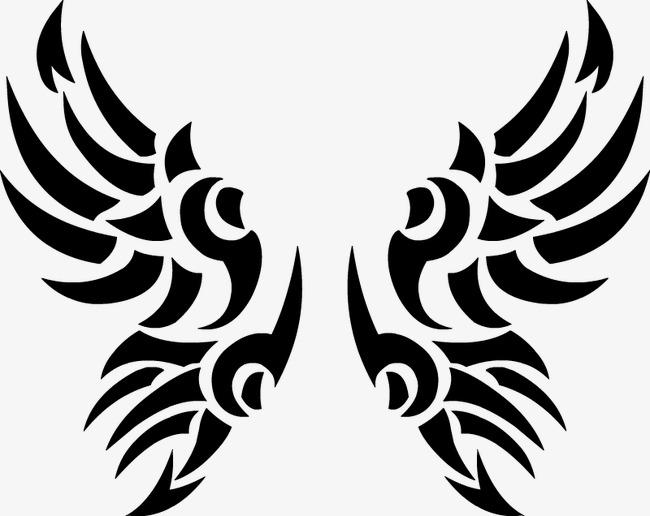 picsart 素材翅膀