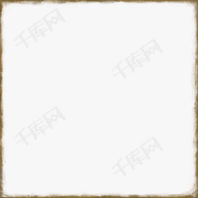 手绘素材相框图片素材 复古边框
