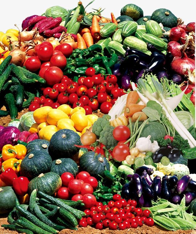 手繪圖片 卡通食物圖片 蔬菜圖案 蔬菜剪影 新鮮水果 鮮艷 營養 健康