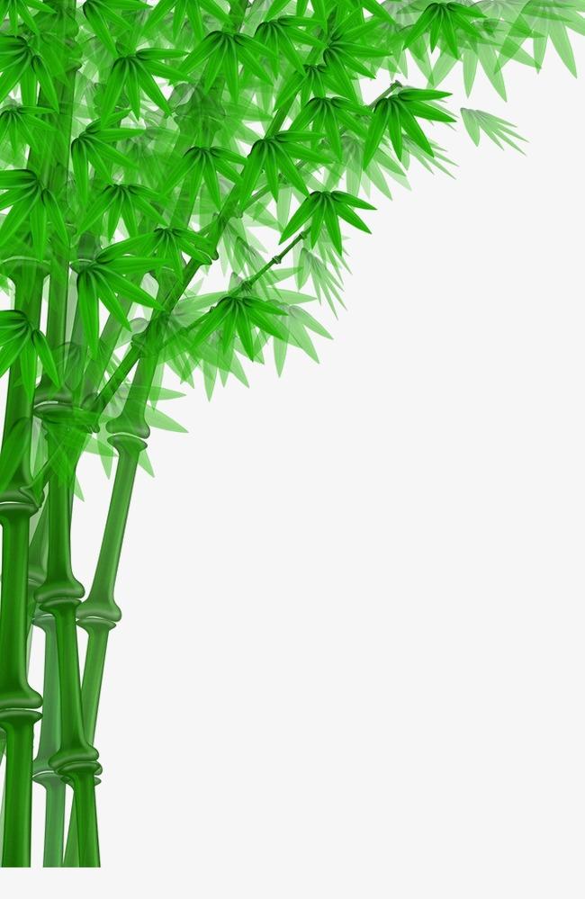 竹子矢量图卡通竹子图片 卡通清新竹子图片
