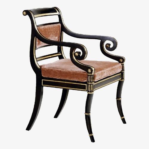 手绘椅子沙发图案