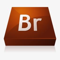 Adobe桥图标