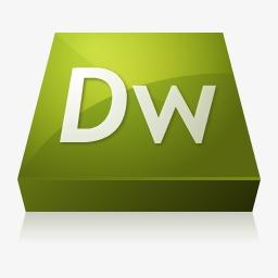 Adobe Dreamweaver图标