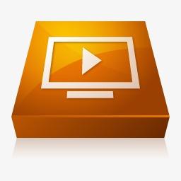 Adobe媒体播放器2图标
