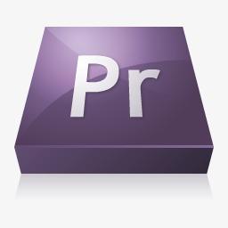 Adobe Premiere图标