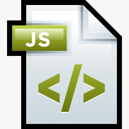Adobe Dreamweaver JavaScript文件图标