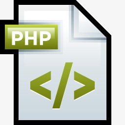 PHP文件Adobe Dreamweaver 01图标
