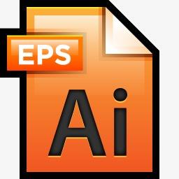 Adobe Illustrator EPS 01图标文件