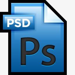 文件Adobe Photoshop 01图标
