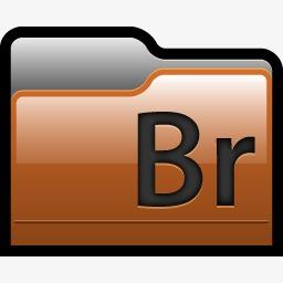 文件夹Adobe桥01图标
