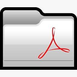 Adobe PDF 01文件夹图标
