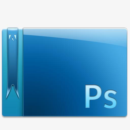 Photoshop CS 5个图标
