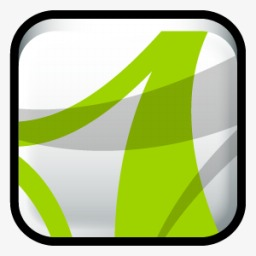 Adobe Acrobat 3 d图标
