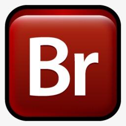 Adobe桥CS3图标