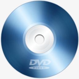 磁盘DVD图标