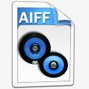 音频AIFF图标