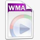 的WMA音频2图标