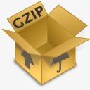 压缩GZIP Icon