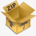 Comprimidos ZIP图标