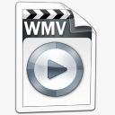 WMV视频图标