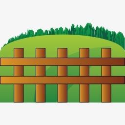 农场围栏图标