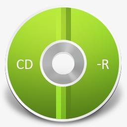 CD R图标