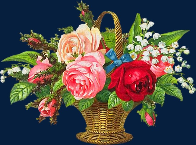 花卉图案ps花卉素材
