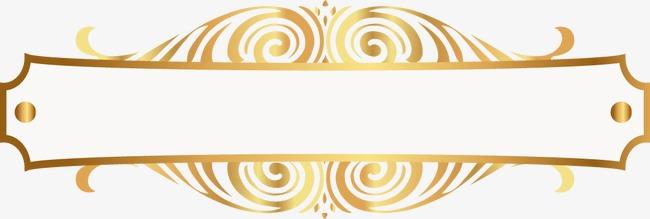 设计元素 背景素材 其他 > 精美金色花纹边框  [版权图片] 找相似下一