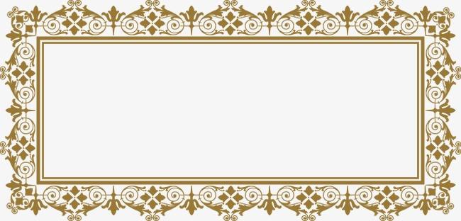 卡通手绘花纹边框(图片编号:15402816)