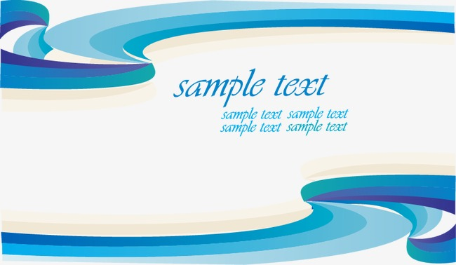 设计元素 背景素材 其他 > 蓝色抽象几何线条名片底纹  [版权图片] 找