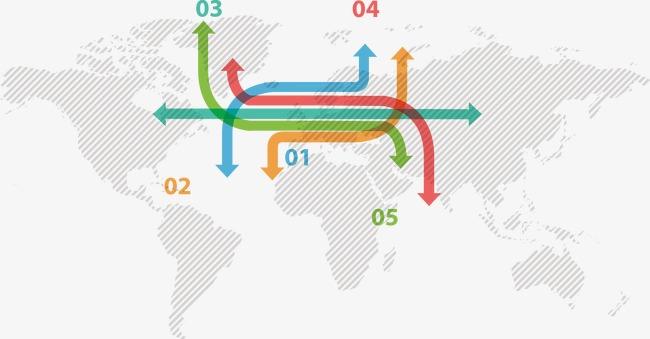 设计元素 科技素材 信息图表 > 地图标注  [版权图片] 找相似下一张 >