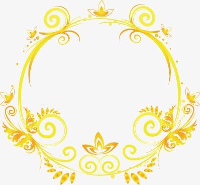 设计元素 背景素材 其他 > 金色边框  [版权图片] 找相似下一张 >