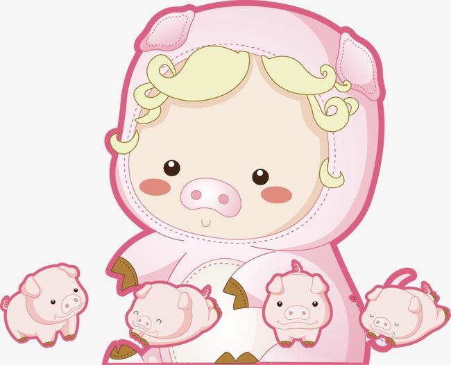 猪妈妈_猪妈妈和猪宝宝