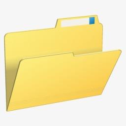打开文件夹图标