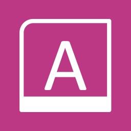 office apps access alt 2 metro icon图片