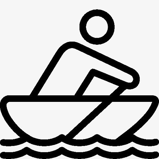 运输小艇图标