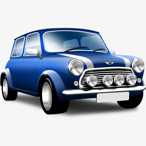 微型小车车宝马classic-car-icons