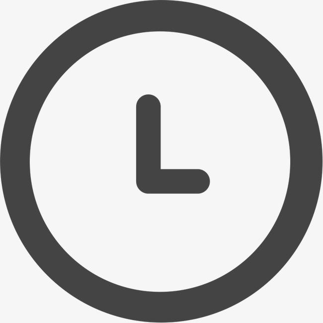 时钟350像素-完美的符号图标png素材-90设计图片