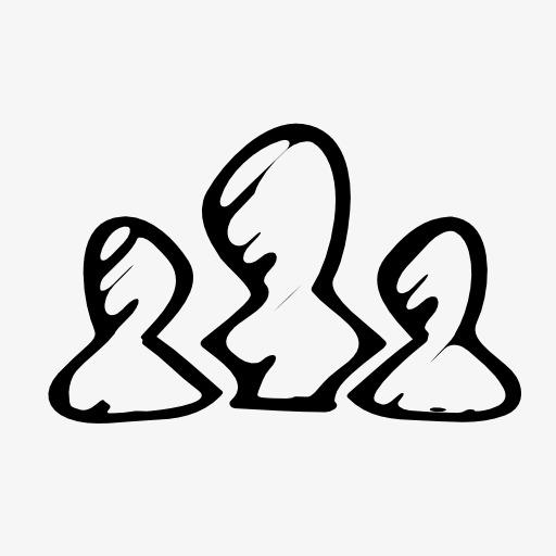 联系人台历素材png图标-90设计说明标志六合无绝对片