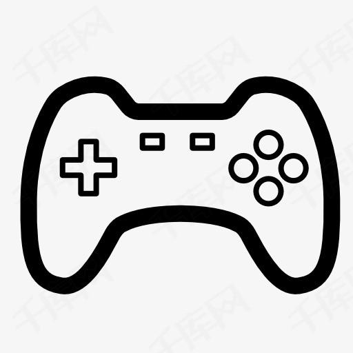游戏控制手柄图标素材图片免费下载 高清图标素材png 千库网 图片编号927726
