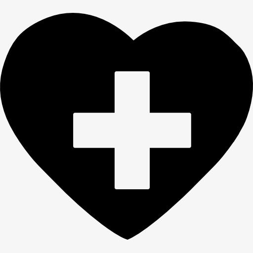 医院十字标志图标